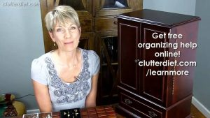 Jewelry Organizing Tips | Clutter Video Tip