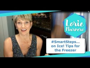 #SmartSteps… on Ice! Tips for the Freezer